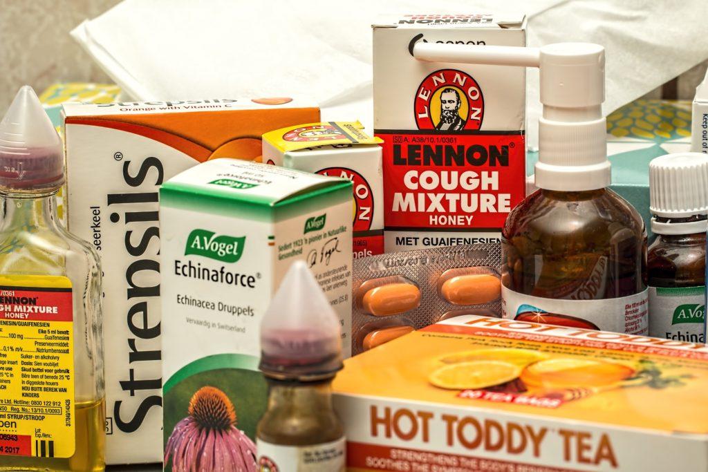 Når influenzaen indtager kroppen!!!
