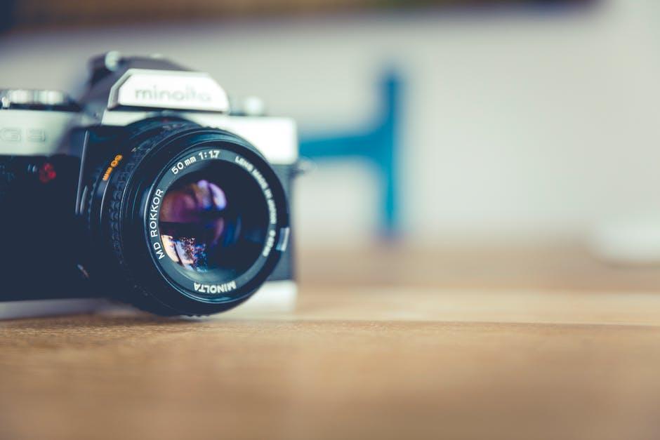 send et billede, blog indlæg