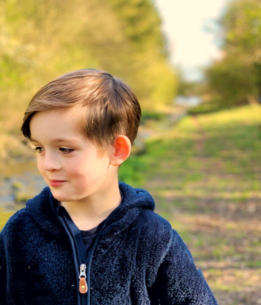Hvordan reagerer min søn mon på at han skal være storebror?