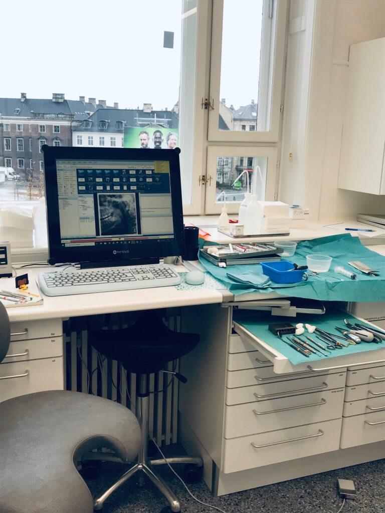 Et vaskeægte tandlæge-mareridt!