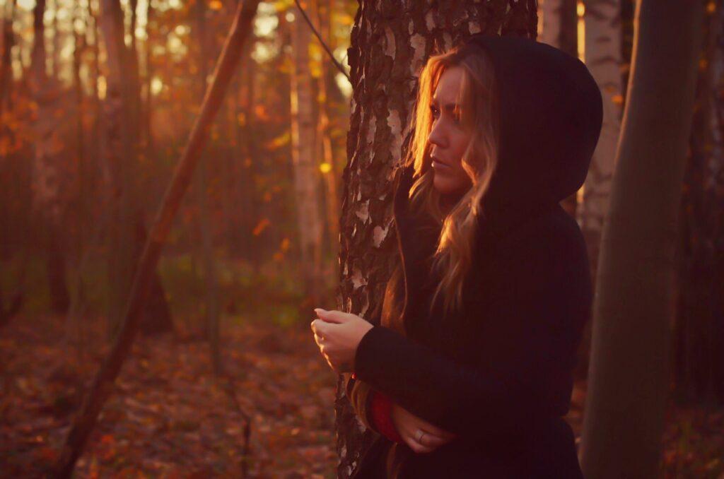 Rikke Ganer-Tolsøe skriver om at hendes drømme er så livagtige, at det føles som om at de stjæler hendes energi om natten