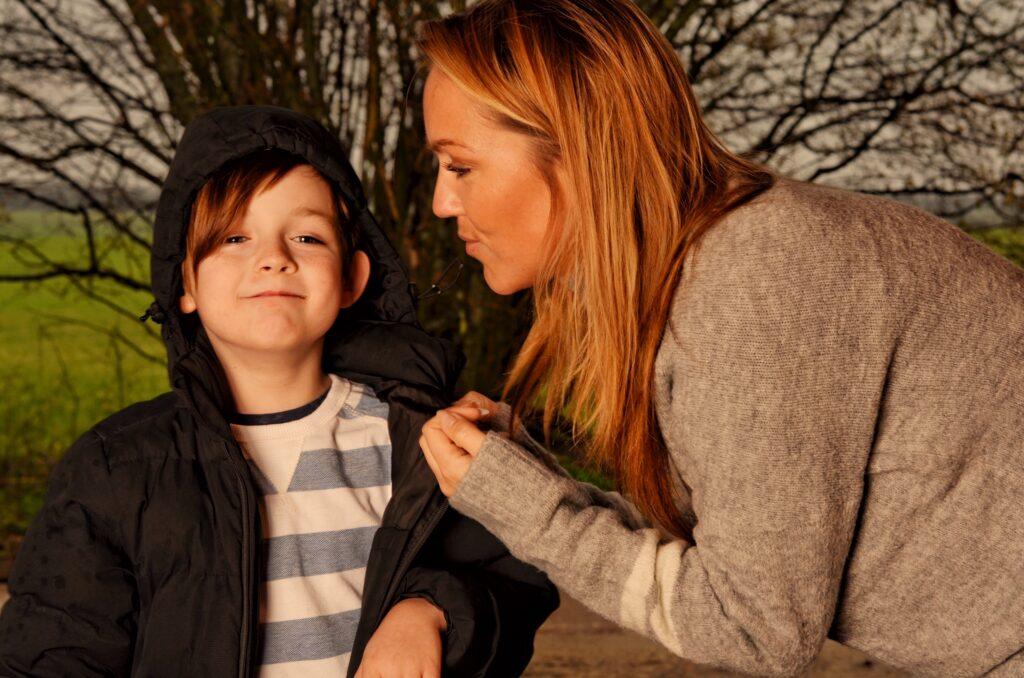 Vlog: Min søn og hans nej-hat!