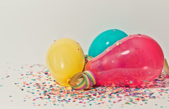Fejr, hvad fejres kan!