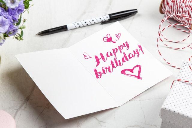 Ingen skal være alene på sin fødselsdag!