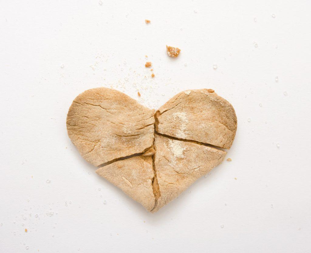 Selvforskyldt hjertesorg
