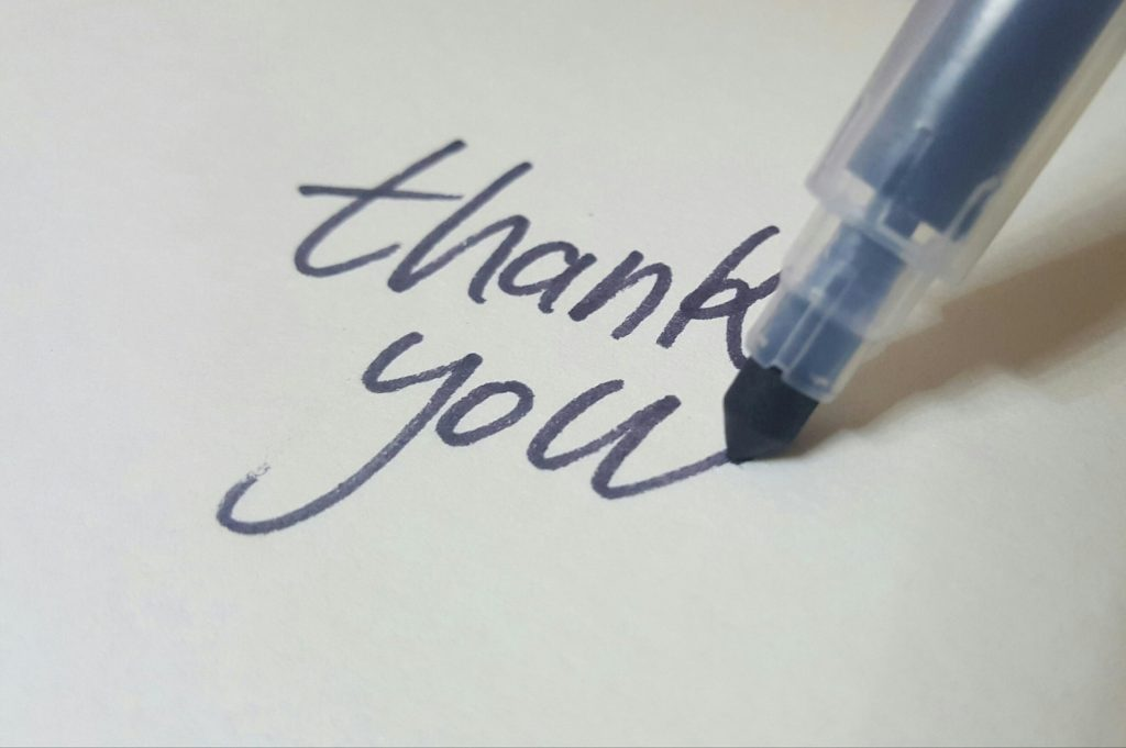 Er Du Taknemmelig?