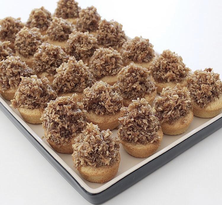 Drømmekage/muffins opskrift