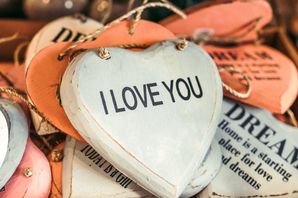 En kærligheds erklæring….?
