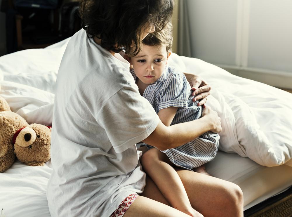 Lider dit barn af tilbagevendende mareridt? Det her kan du gøre.