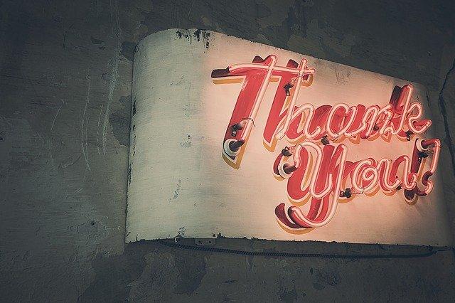 7 ting som jeg er taknemmelig for i dag